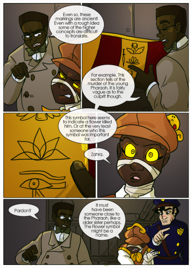 Side Story 10 Page 6