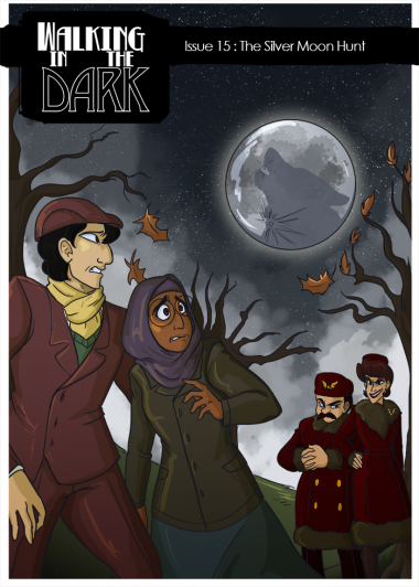 Issue 15 Cover