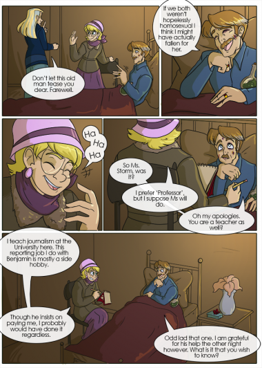 Side Story 11 Page 3
