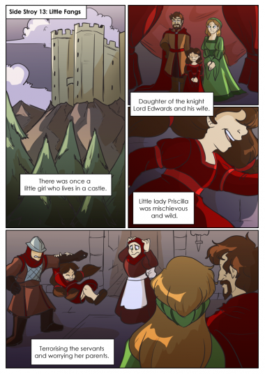 Side Story 13 Page 1