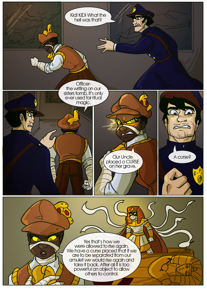 Side Story 10 Page 11