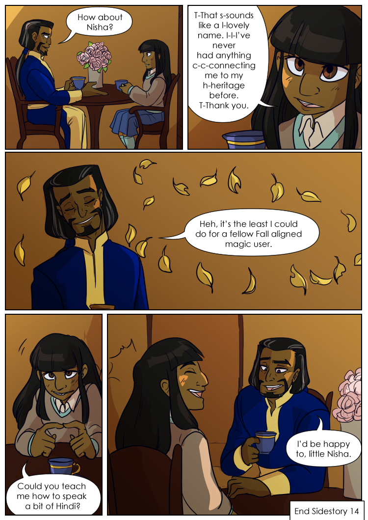 Side Story 14 Page 4